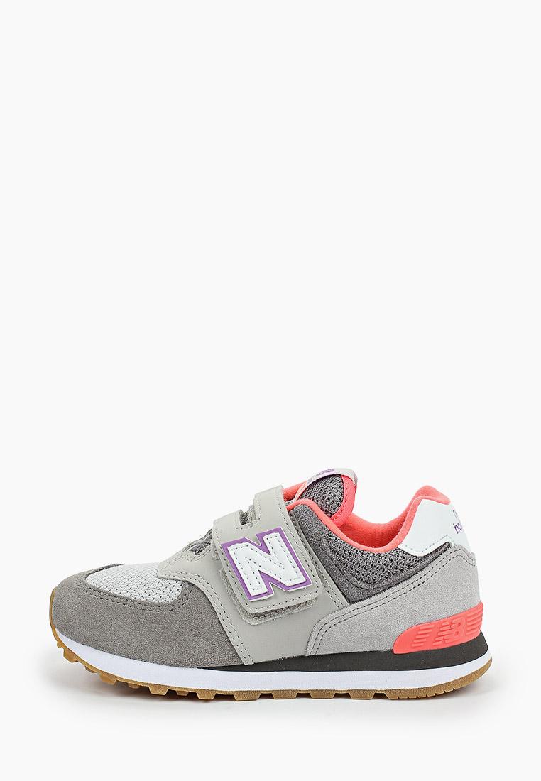 Кроссовки для девочек New Balance (Нью Баланс) YV574SOC