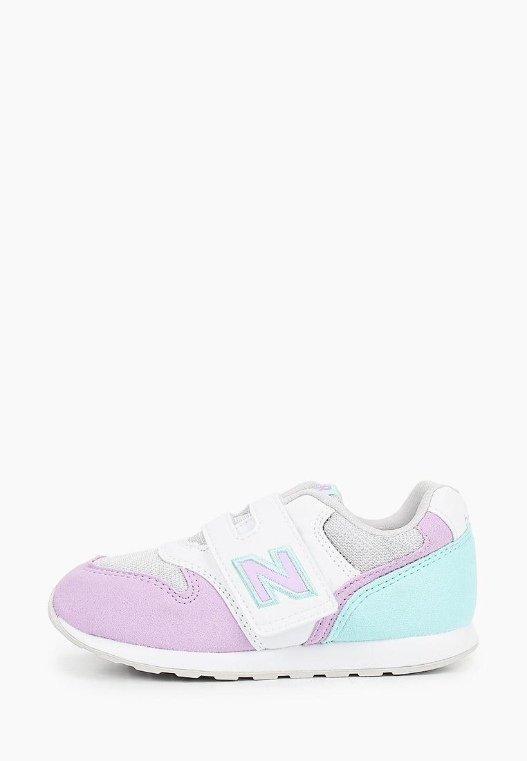 Кроссовки для девочек New Balance (Нью Баланс) IZ996PLQ