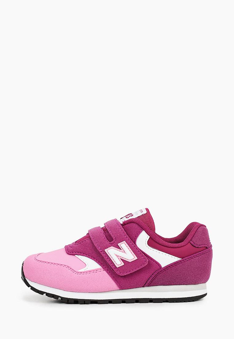 Кроссовки для девочек New Balance (Нью Баланс) YV393TPK