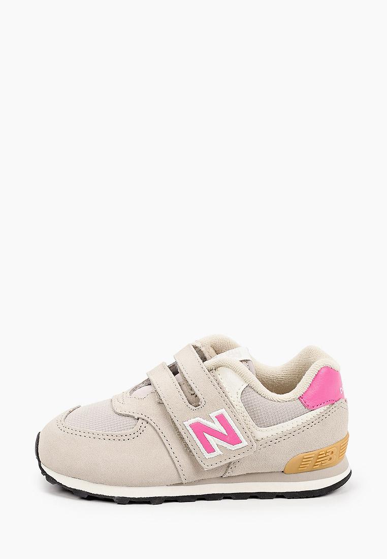 Кроссовки для девочек New Balance (Нью Баланс) IV574ME2