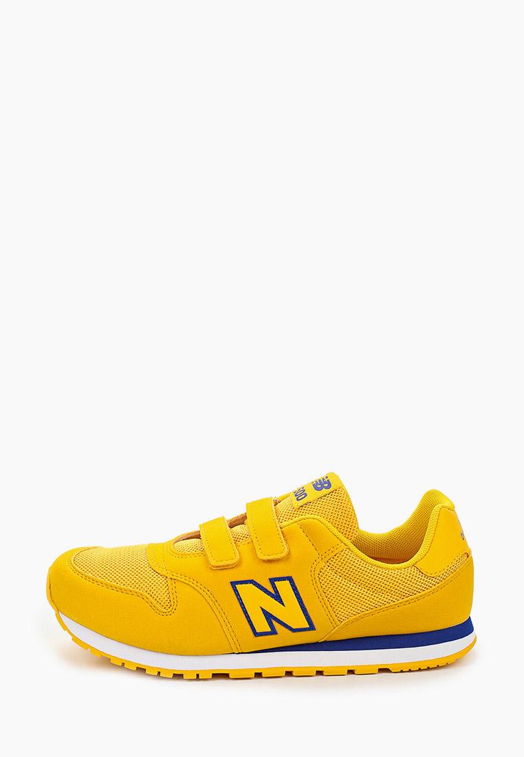 Кроссовки для девочек New Balance (Нью Баланс) YV500CG