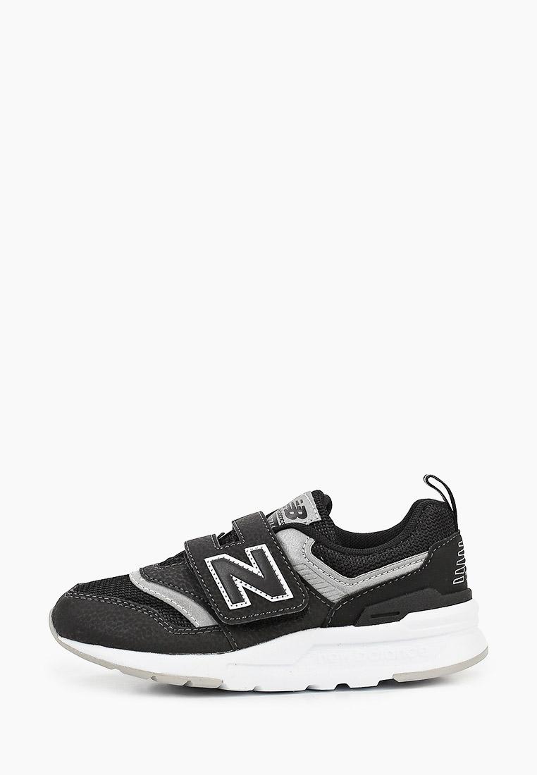 Кроссовки для девочек New Balance (Нью Баланс) PZ997HFI