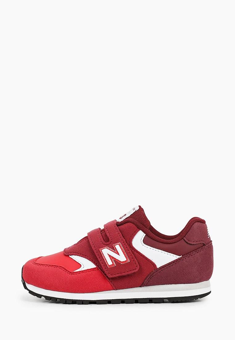Кроссовки для девочек New Balance (Нью Баланс) YV393TRD