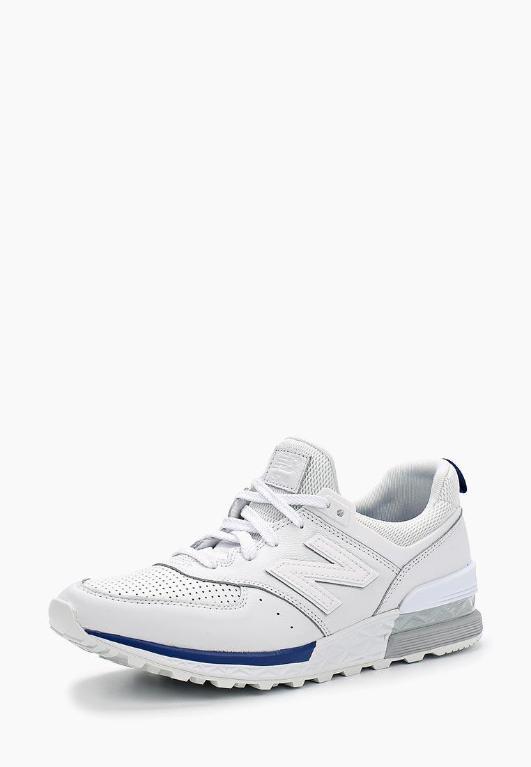 Мужские кроссовки New Balance MS574BLW