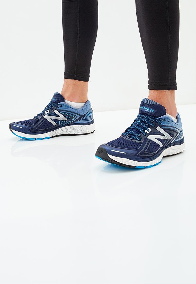 Мужские кроссовки New Balance (Нью Баланс) M860PP8