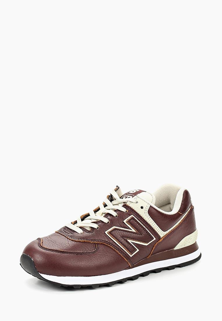 Мужские кроссовки New Balance ML574LPB