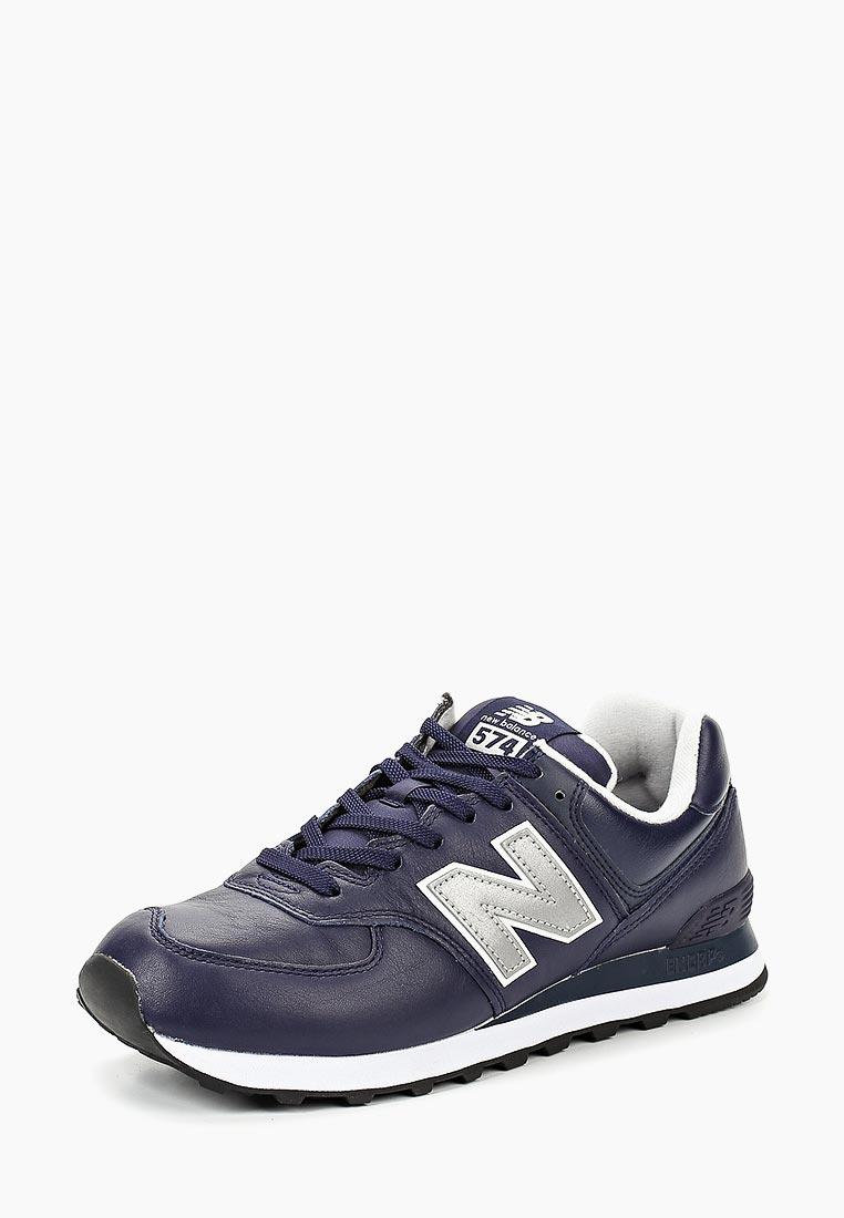 Мужские кроссовки New Balance (Нью Баланс) ML574LPN