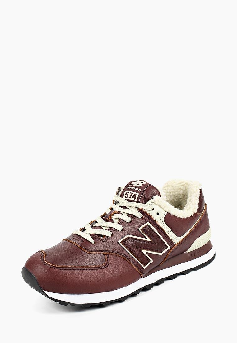 Мужские кроссовки New Balance (Нью Баланс) ML574WND