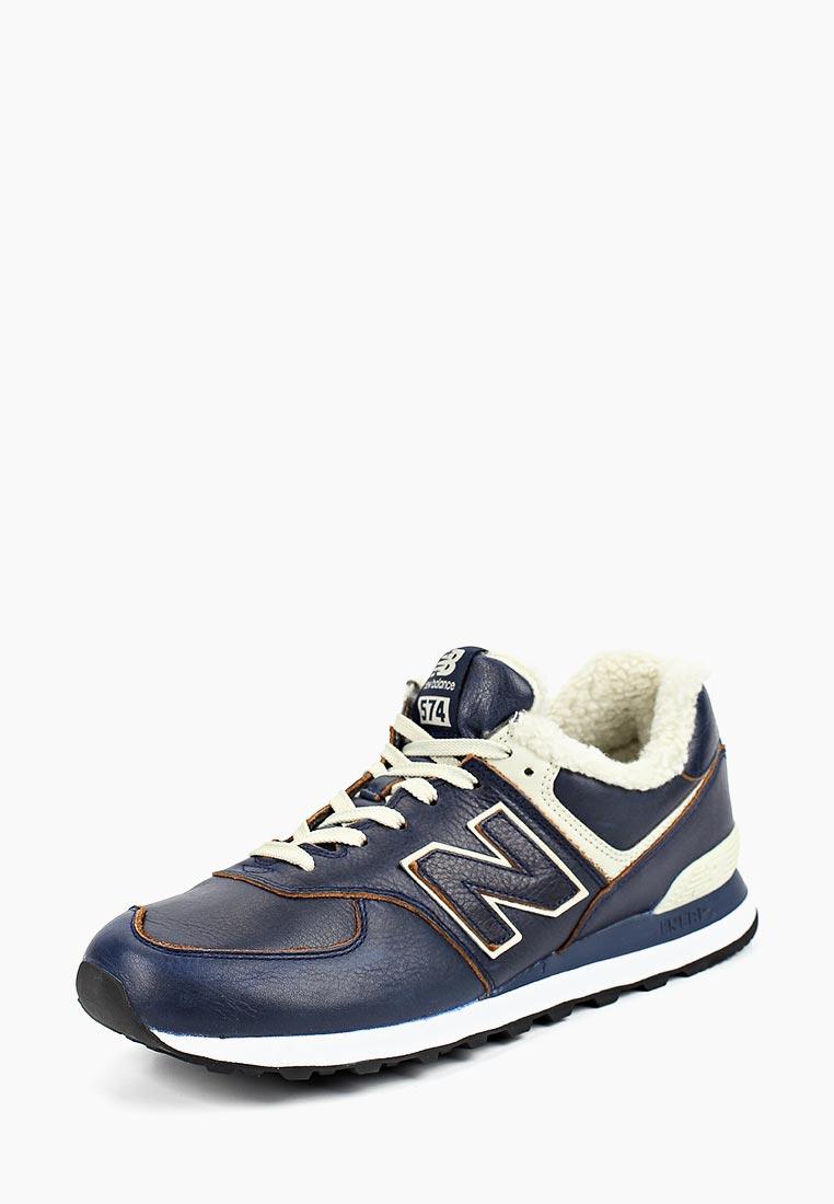 Мужские кроссовки New Balance (Нью Баланс) ML574WNF