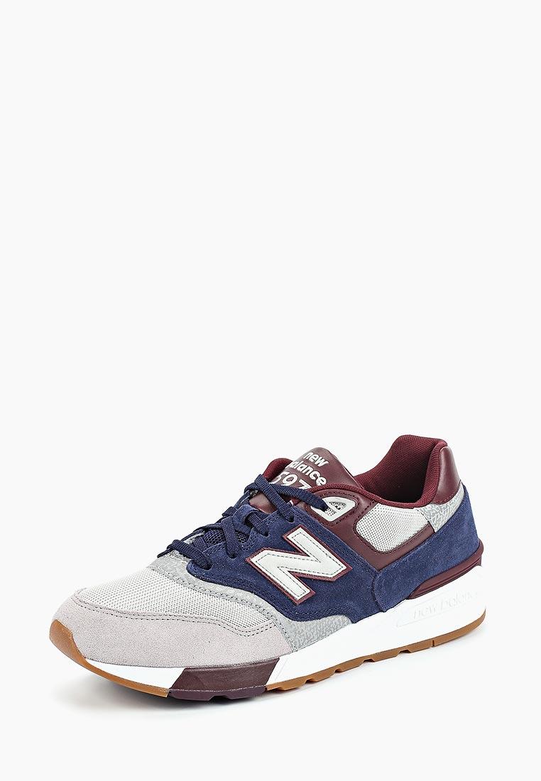 Мужские кроссовки New Balance ML597GNB