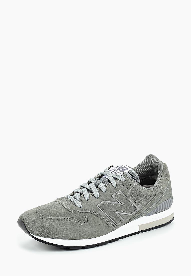 Мужские кроссовки New Balance (Нью Баланс) MRL996SB