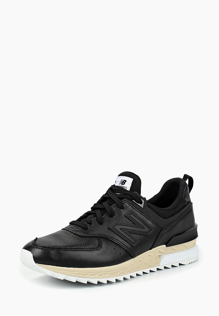 Мужские кроссовки New Balance (Нью Баланс) MS574LSB