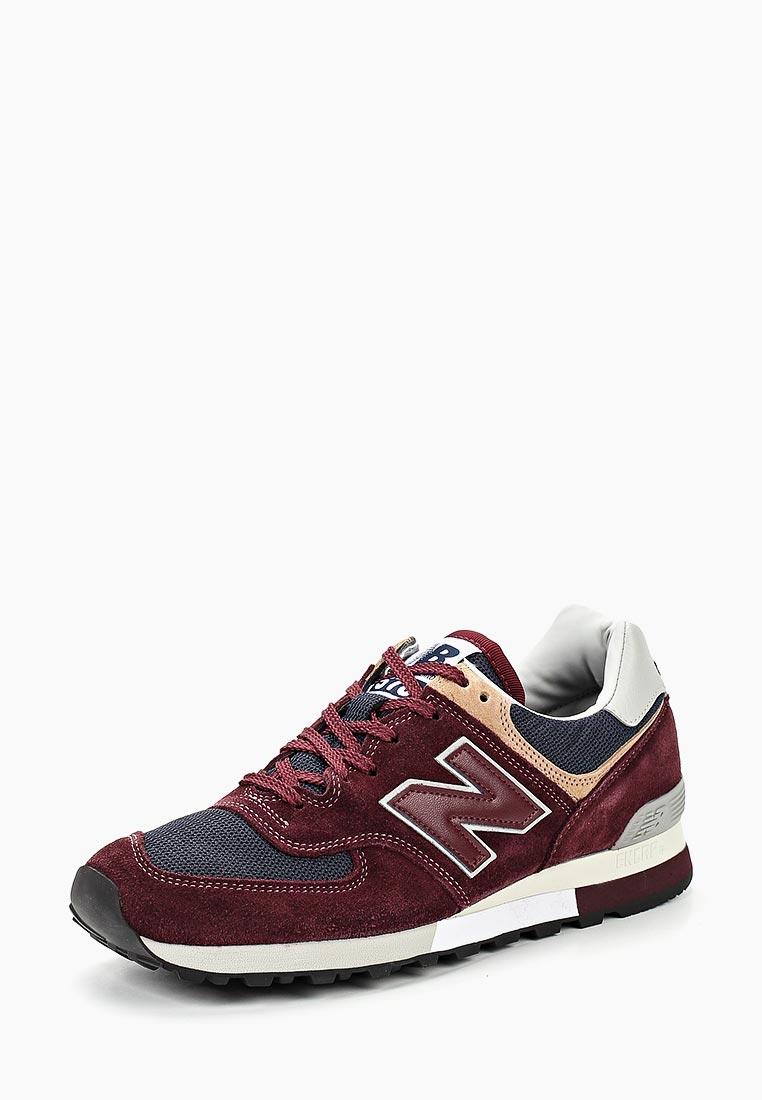 Мужские кроссовки New Balance (Нью Баланс) OM576OBN