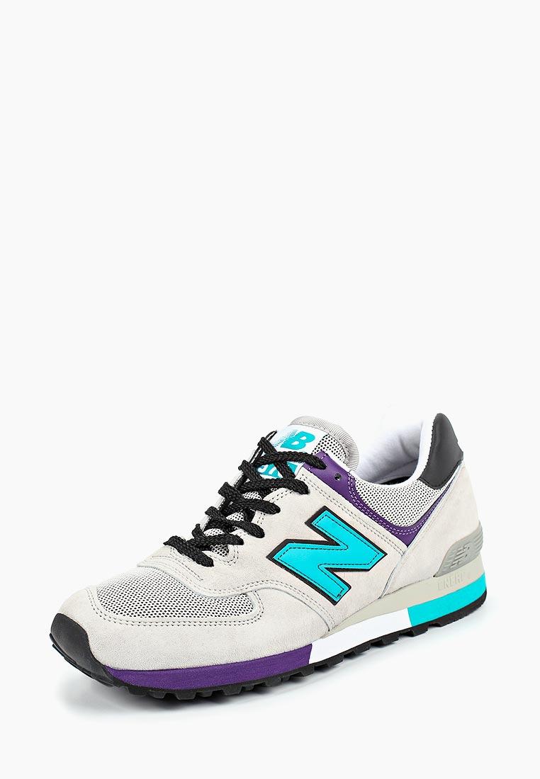 Мужские кроссовки New Balance (Нью Баланс) OM576GPM