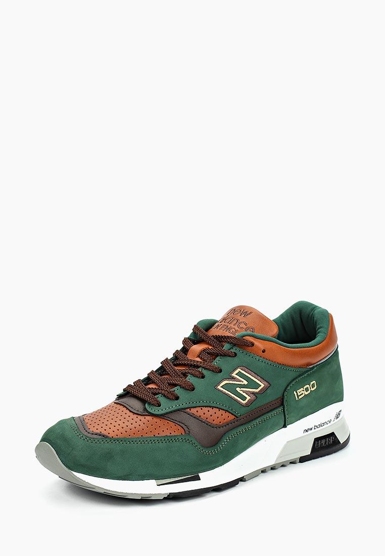 Мужские кроссовки New Balance (Нью Баланс) M1500GT