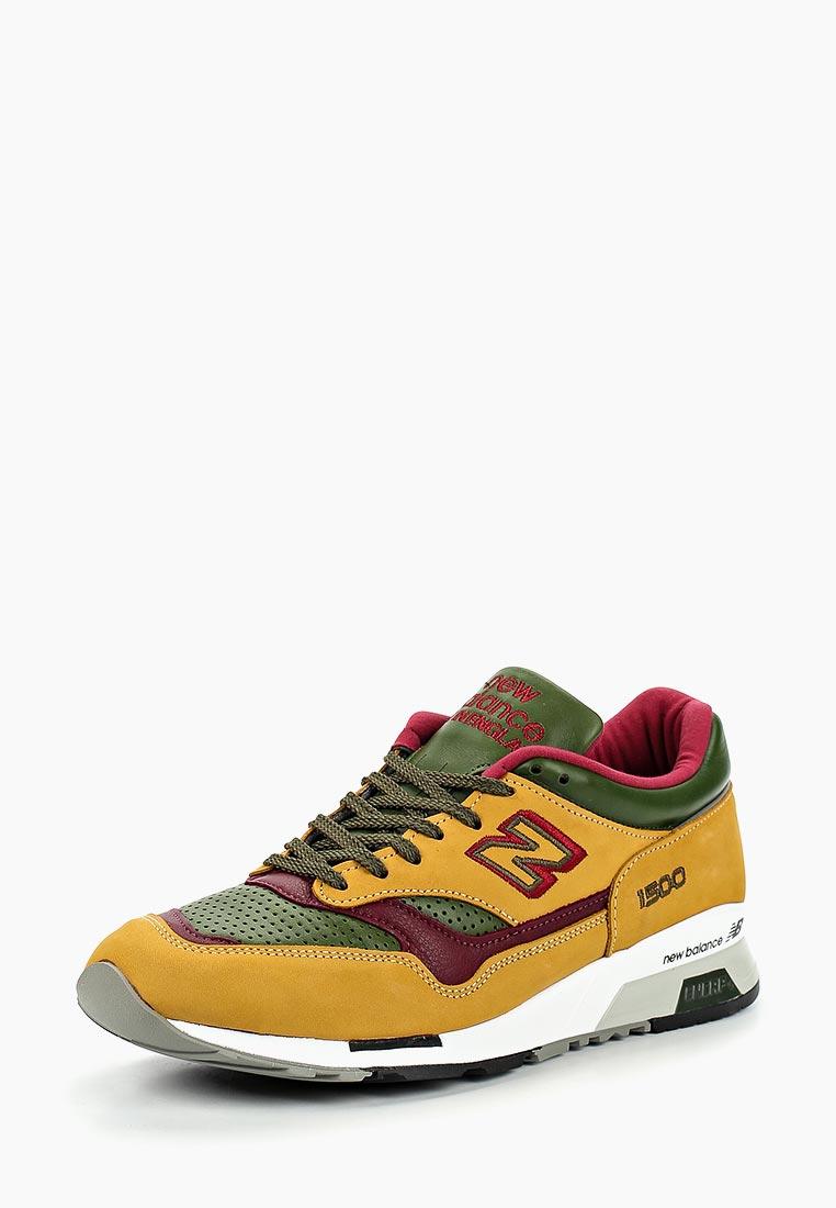 Мужские кроссовки New Balance (Нью Баланс) M1500TGB