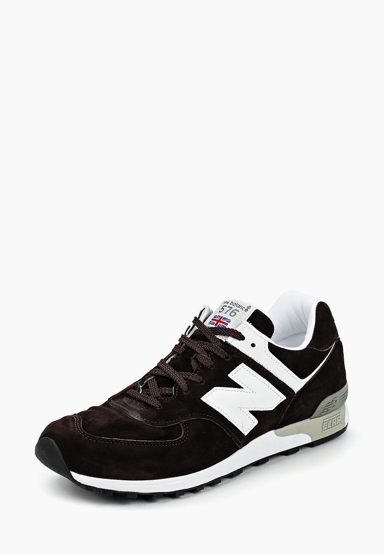Мужские кроссовки New Balance (Нью Баланс) M576DBW