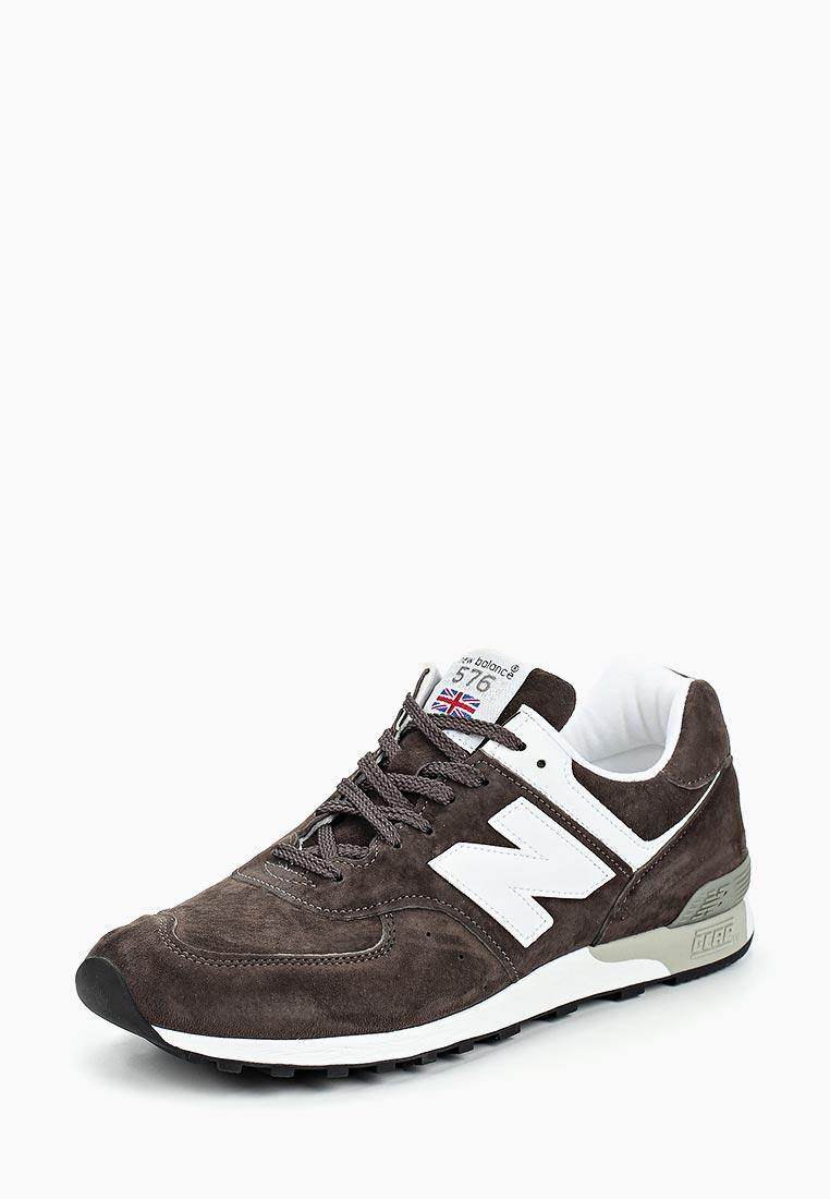Мужские кроссовки New Balance (Нью Баланс) M576DGW