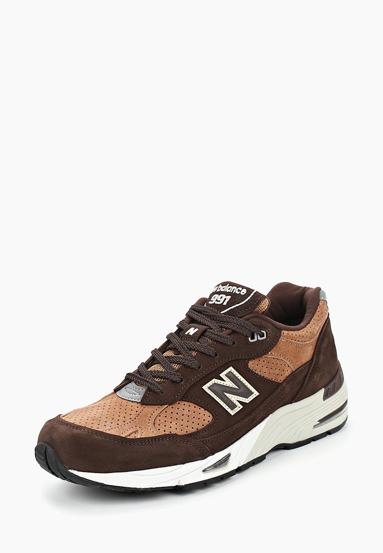 Мужские кроссовки New Balance (Нью Баланс) M991DBT