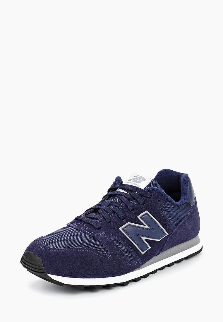 Мужские кроссовки New Balance (Нью Баланс) ML373NIV