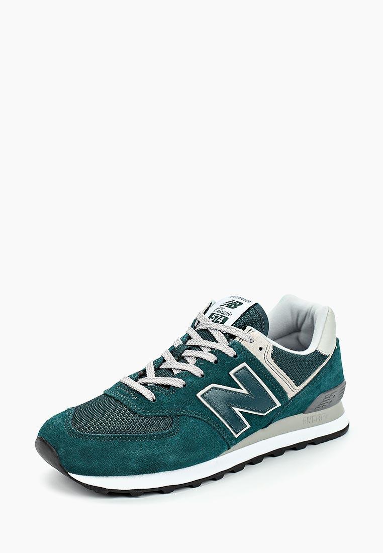 Мужские кроссовки New Balance (Нью Баланс) ML574EPF