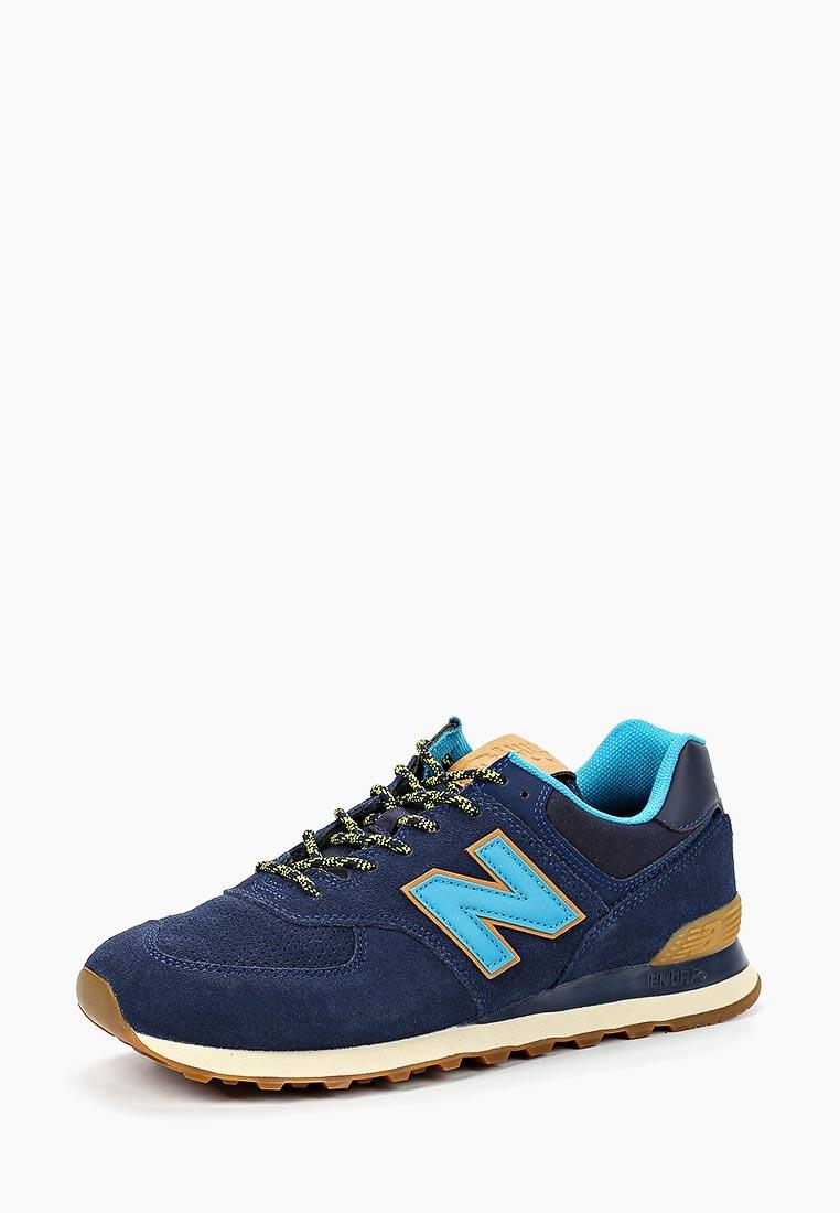Мужские кроссовки New Balance (Нью Баланс) ML574OTA
