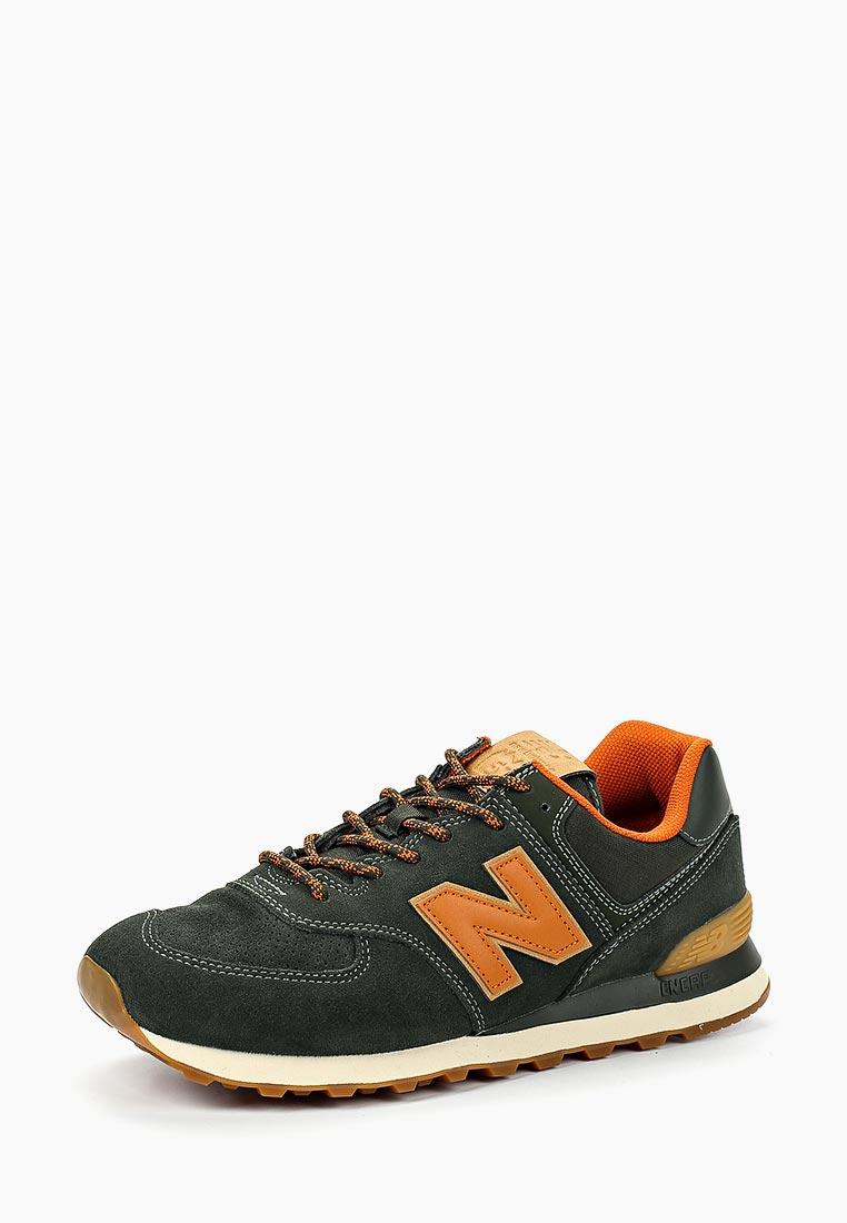 Мужские кроссовки New Balance (Нью Баланс) ML574OTB