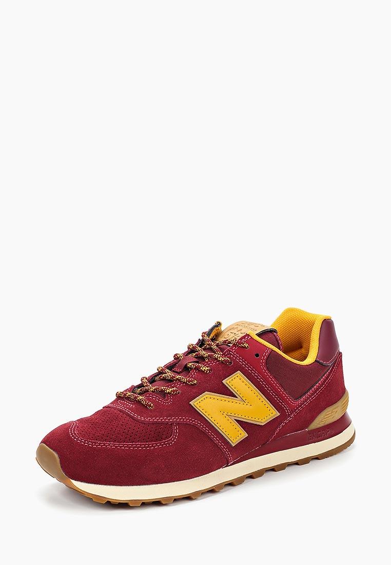 Мужские кроссовки New Balance (Нью Баланс) ML574OTC