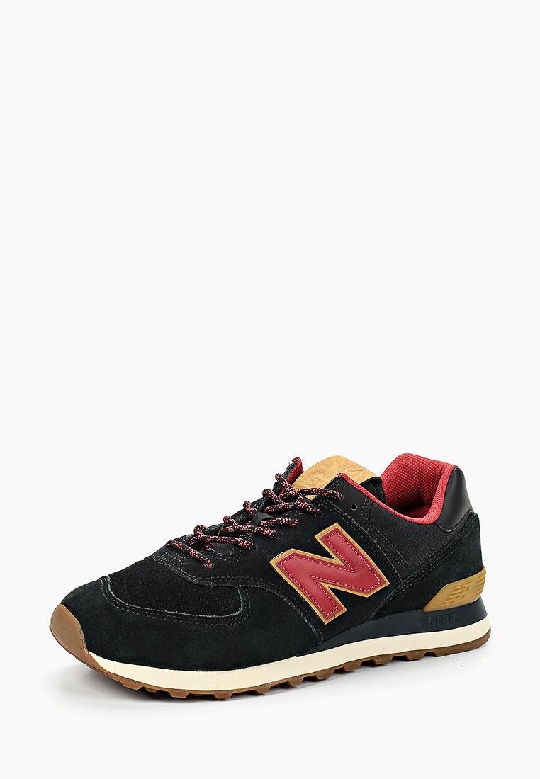 Мужские кроссовки New Balance (Нью Баланс) ML574OTD