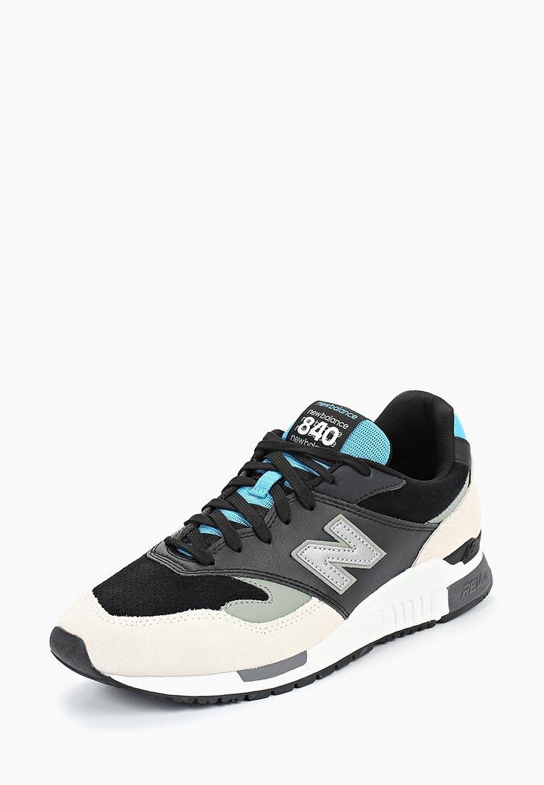 Мужские кроссовки New Balance (Нью Баланс) ML840NTB