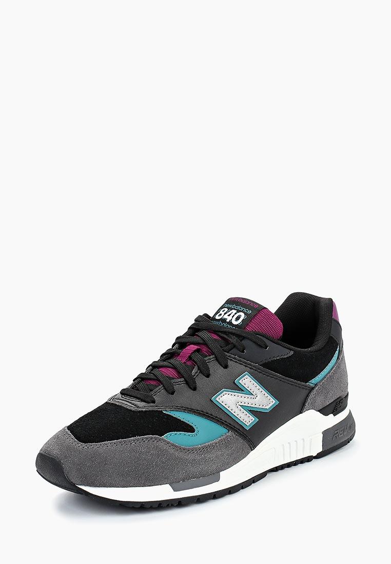 Мужские кроссовки New Balance (Нью Баланс) ML840NTC