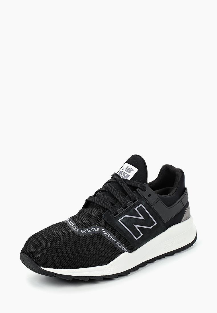 Мужские кроссовки New Balance (Нью Баланс) MS247GTX