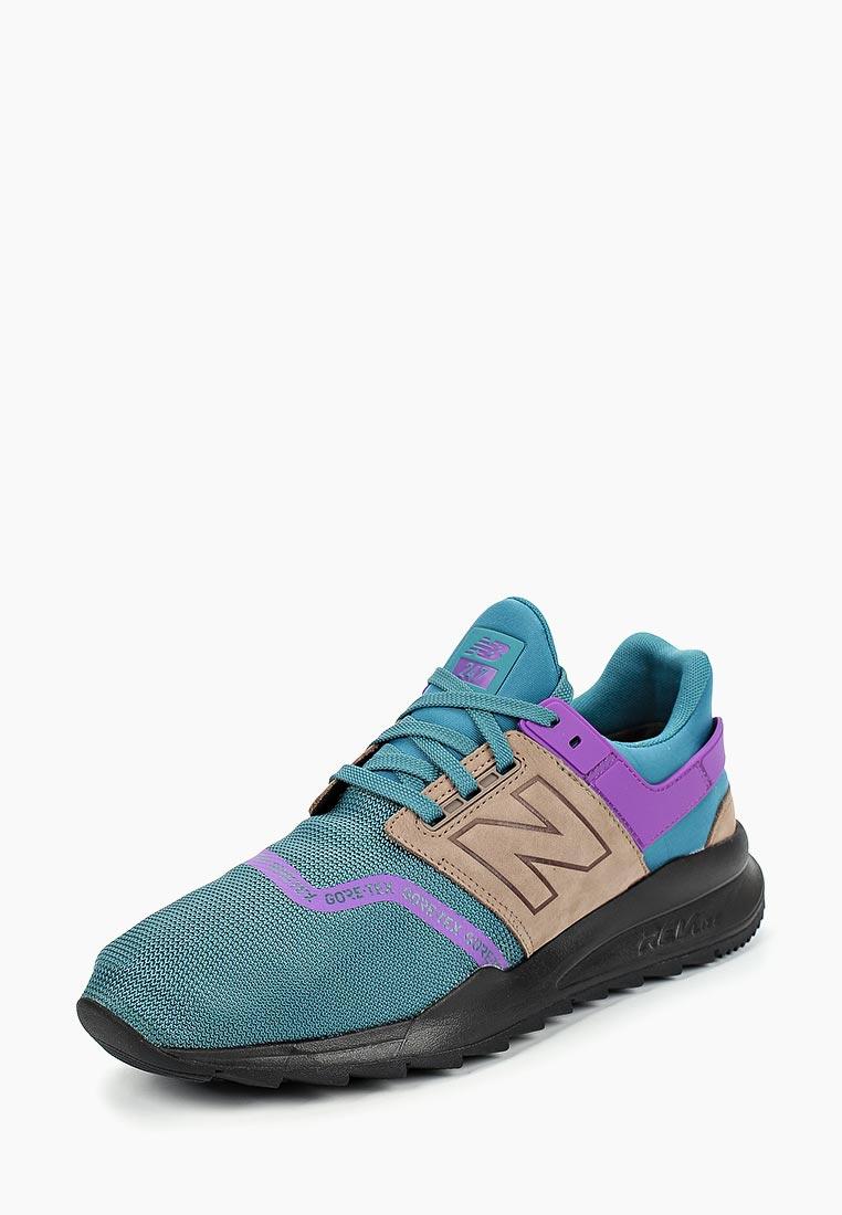 Мужские кроссовки New Balance (Нью Баланс) MS247GTZ