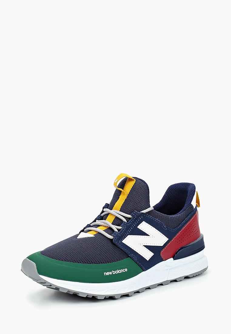 Мужские кроссовки New Balance (Нью Баланс) MS574DTZ