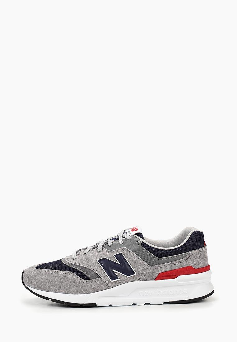 Мужские кроссовки New Balance (Нью Баланс) CM997HCJ