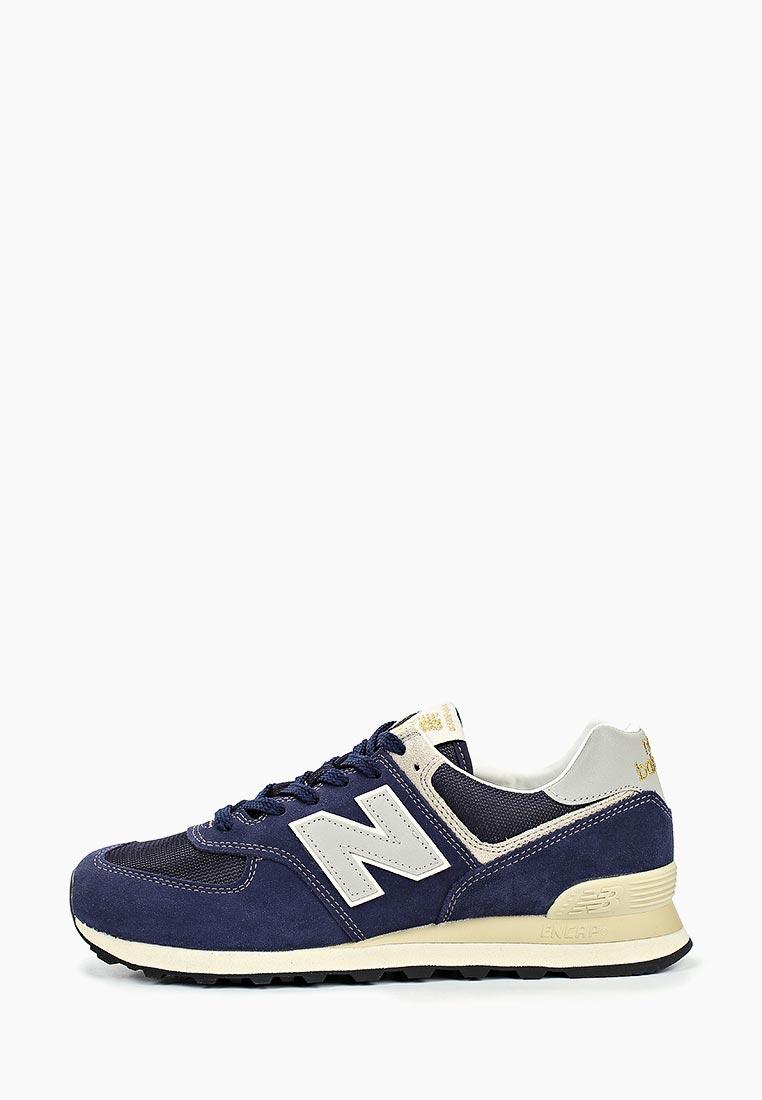Мужские кроссовки New Balance (Нью Баланс) ML574VLA