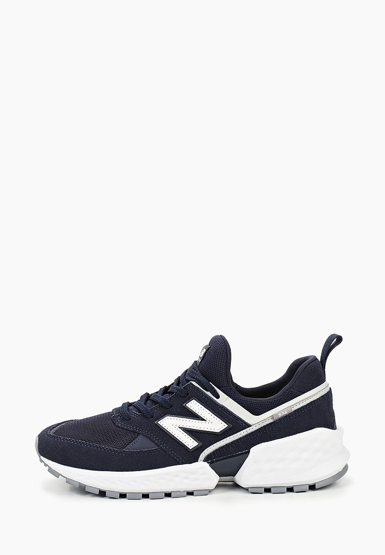 Мужские кроссовки New Balance (Нью Баланс) MS574NSA