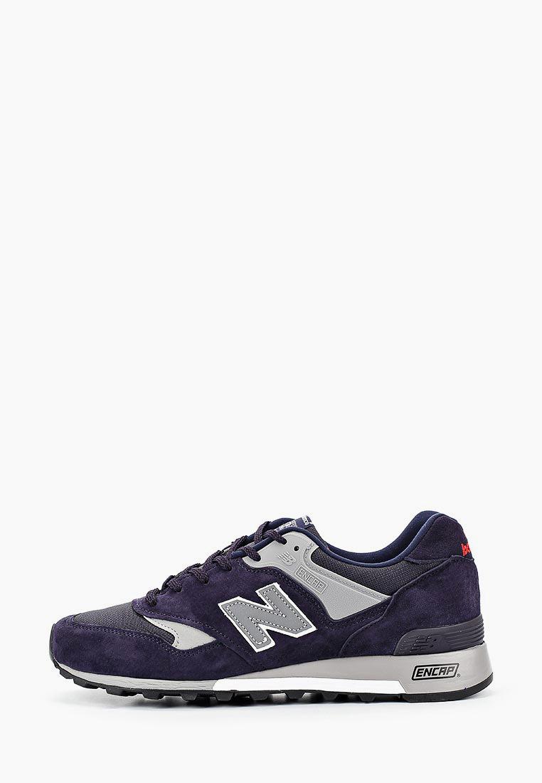 Мужские кроссовки New Balance (Нью Баланс) M577NGR