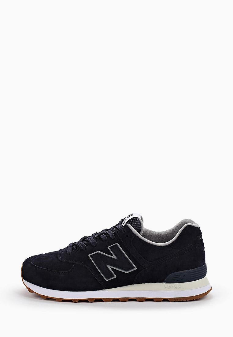 Мужские кроссовки New Balance (Нью Баланс) ML574EMA
