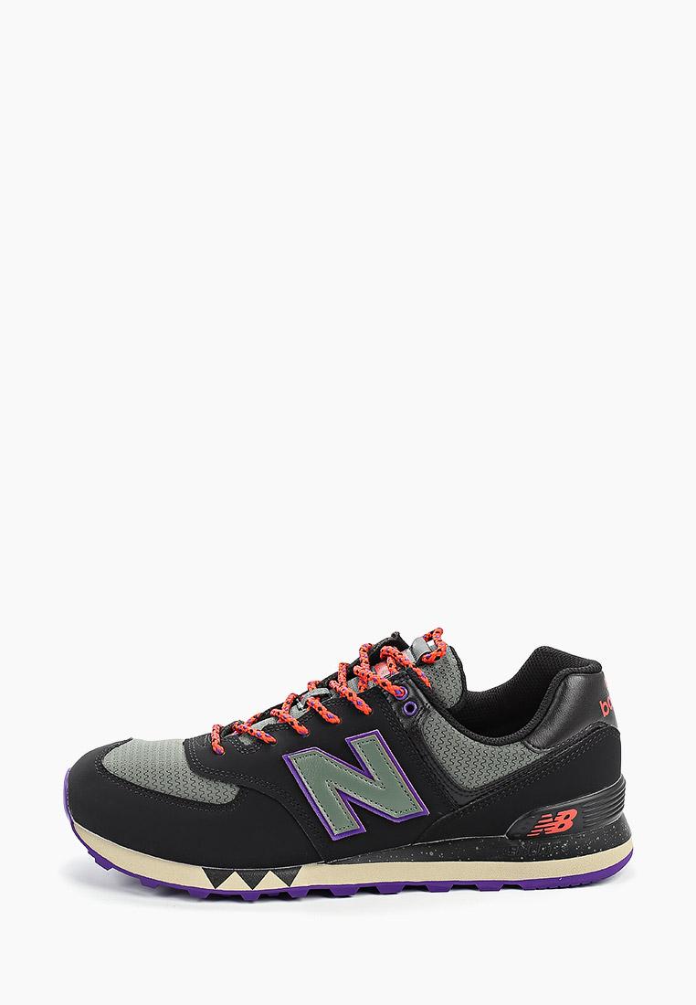 Мужские кроссовки New Balance (Нью Баланс) ML574NFQ