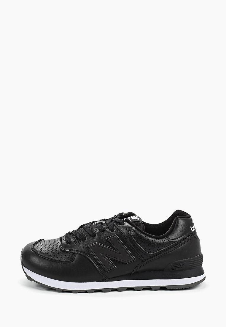 Мужские кроссовки New Balance (Нью Баланс) ML574SNR