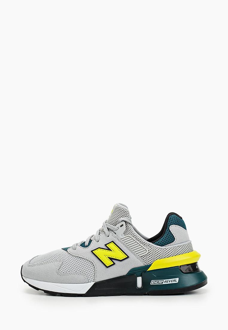 Мужские кроссовки New Balance (Нью Баланс) MS997JKA