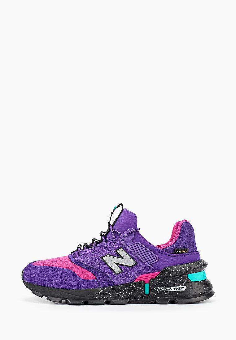 Мужские кроссовки New Balance (Нью Баланс) MS997SA