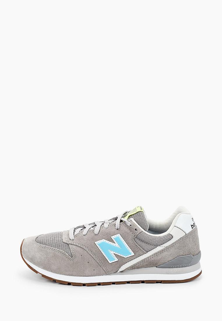 Мужские кроссовки New Balance (Нью Баланс) CM996URG