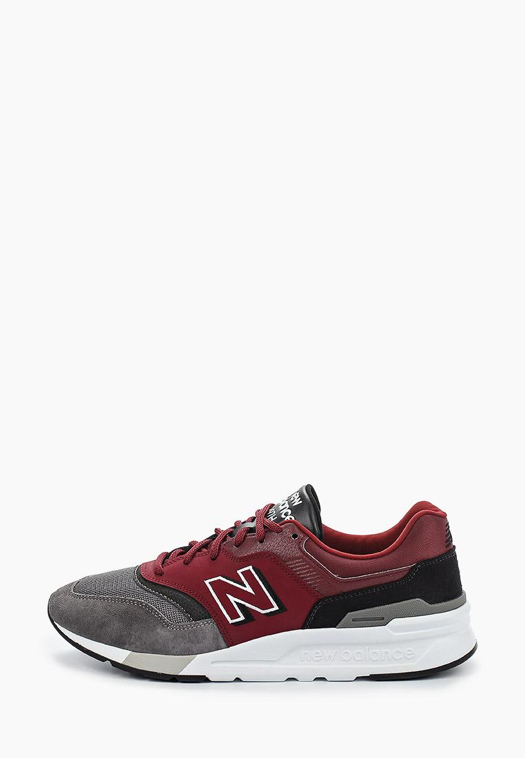 Мужские кроссовки New Balance (Нью Баланс) CM997HEL