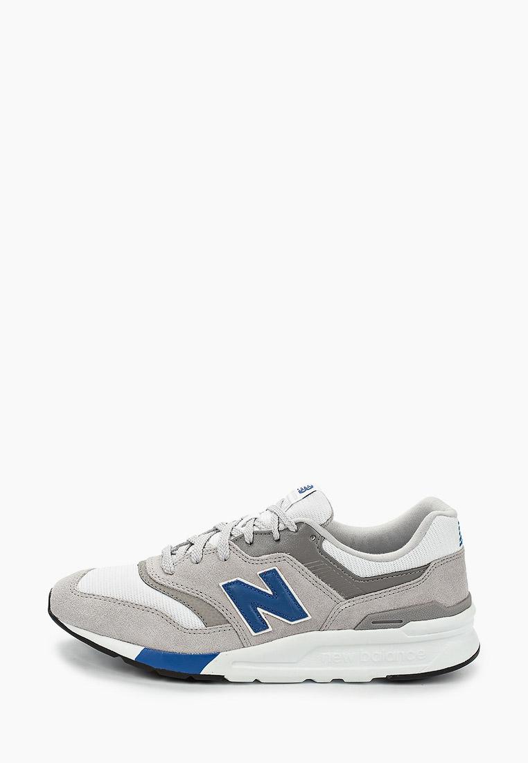 Мужские кроссовки New Balance (Нью Баланс) CM997HEY