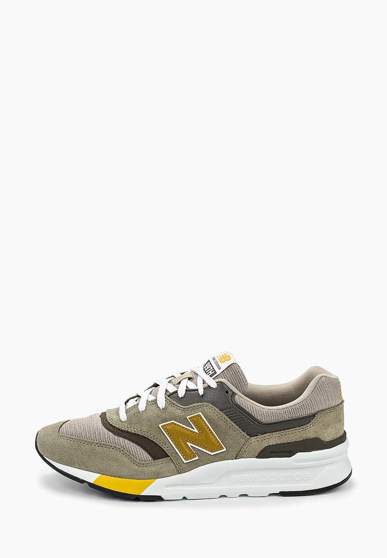 Мужские кроссовки New Balance (Нью Баланс) CM997HEZ