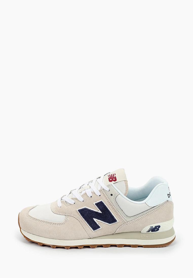 Мужские кроссовки New Balance (Нью Баланс) ML574SCD