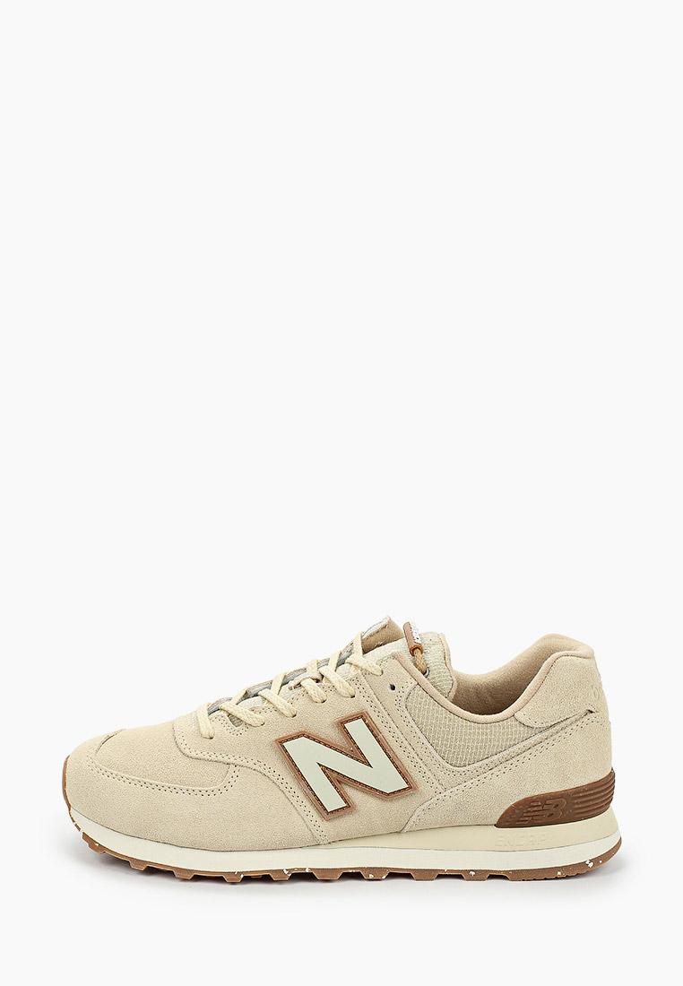 Мужские кроссовки New Balance (Нью Баланс) ML574SOK