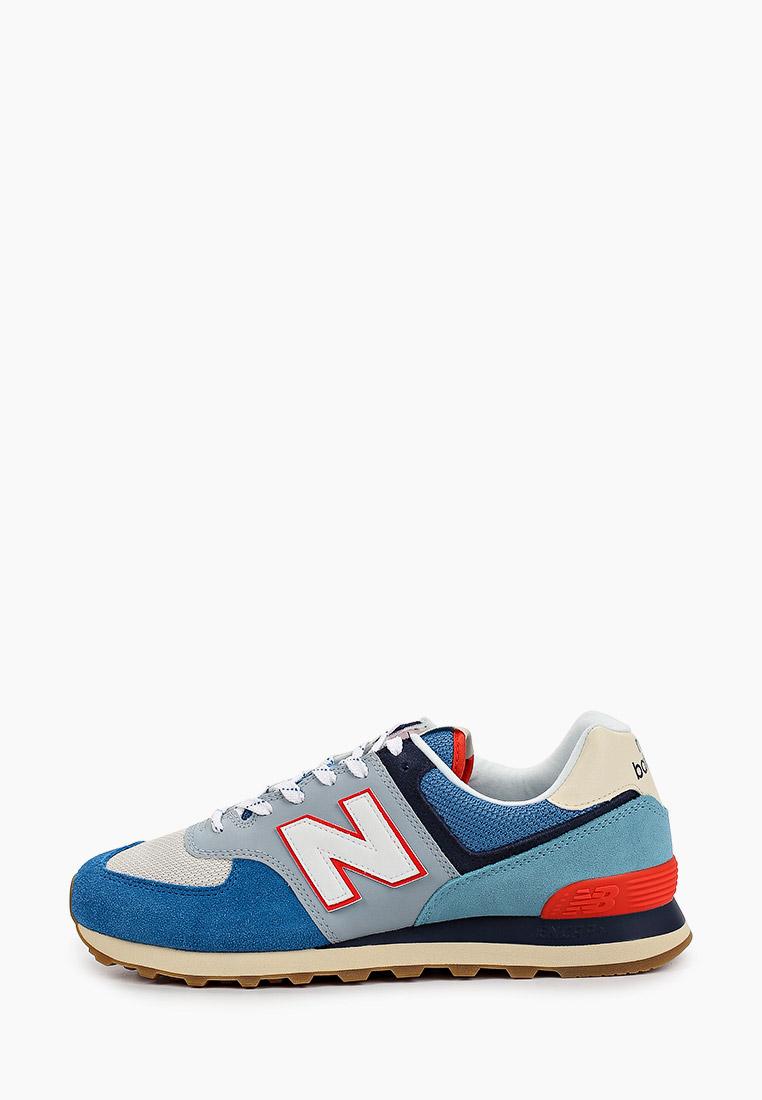 Мужские кроссовки New Balance (Нью Баланс) ML574SOS